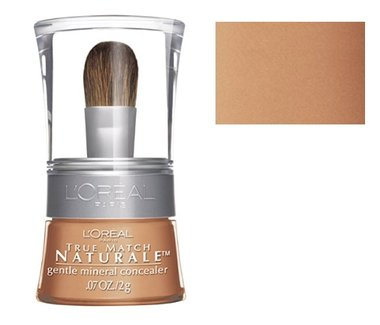 L'Oreal True Match Naturale Gentle Mineral Concealer - 484 Medium Deep