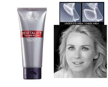 L'Oreal Revitalift Volume Filler Hyaluronic Acid - Night Cream - 15 ml - Travel Size