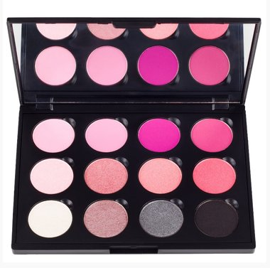 Coastal Scents Think Pink Eyeshadow Palette