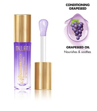 Milani Moisture Lock Oil Infused Lip Treatment - 04 Conditioning Grapeseed