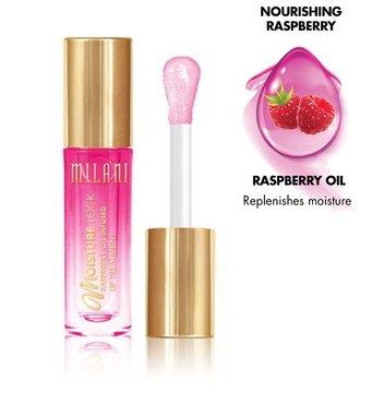 Milani Moisture Lock Oil Infused Lip Treatment - 08 Nourishing Raspberry