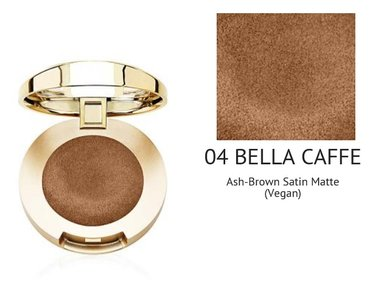 Milani Bella Eyes Gel Powder Eyeshadow Satin Matte - 04 Bella Caffé
