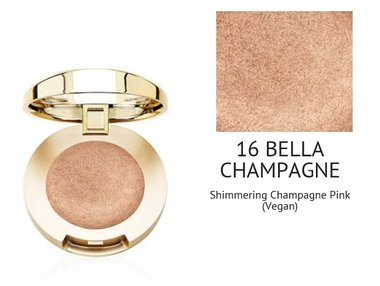Milani Bella Eyes Gel Powder Eyeshadow Shimmer - 16 Bella Champagne