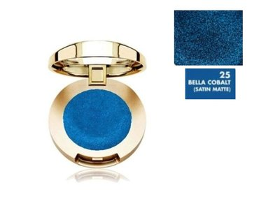 Milani Bella Eyes Gel Powder Eyeshadow Satin Matte - 25 Bella Cobalt
