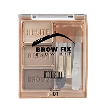 Milani Brow Fix Kit - 01 Light