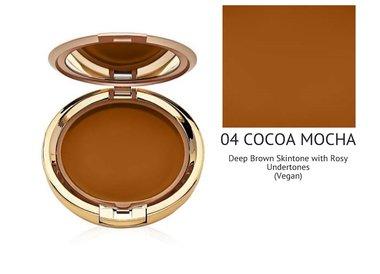 Milani Smooth Finish Cream To Powder Makeup - 04 Cocoa Mocha