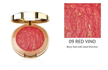 Milani Baked Blush - 09 Red Vino