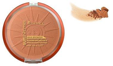 Rimmel London Sun Shimmer Maxi Bronzer - 003 Sun Queen