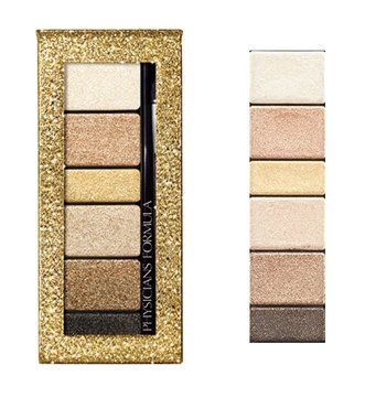 Physicians Formula Shimmer Strips Custom Eye Enhancing Extreme Shimmer Shadow and Liner - 6632 Gold Nude