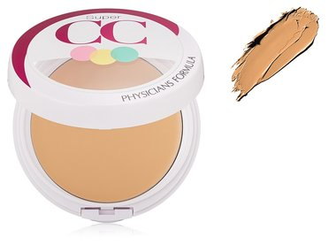 Physicians Formula Super CC Color-Correction and Care CC Compact Cream SPF 30 - 6436 Light/Medium