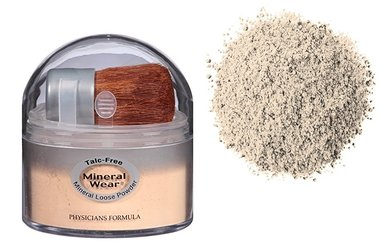 Physicians Formula Mineral Wear Talc-Free Mineral Loose Powder SPF 16 - 2452 Buff Beige