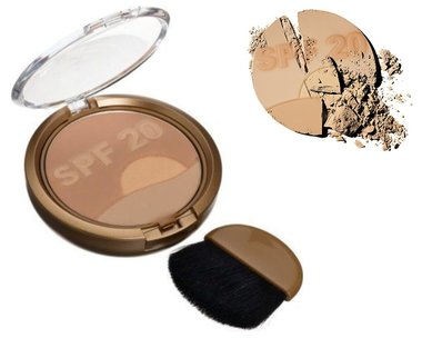 Physicians Formula Solar Powder Face Powder Bronzer 2-in-1 SPF 20 - 3857 Light Bronzer