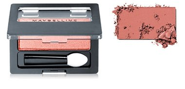 Maybelline Expert Wear Single Eyeshadow - 60S Pink Wink