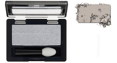 Maybelline Expert Wear Single Eyeshadow - 130S NY Silver