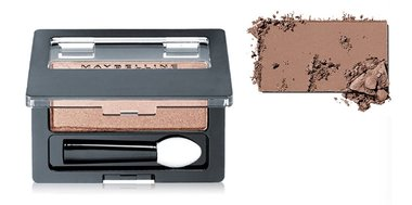 Maybelline Expert Wear Single Eyeshadow - 250S Tastefully Taupe
