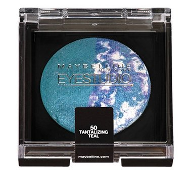 Maybelline Eye Studio Baked Shadow Duo - 50 Tantalizing Teal