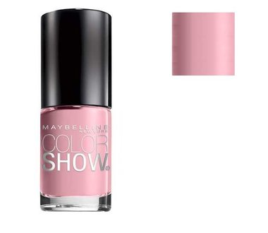 Maybelline Color Show Nail Lacquer - 61 Pink Embrace