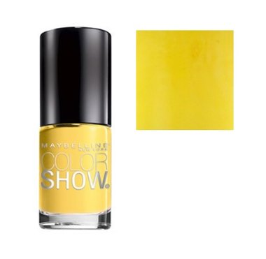 Maybelline Color Show Nail Lacquer - 230 Fierce 'N Tangy