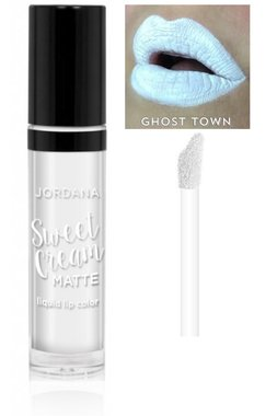 Jordana Sweet Cream Matte Liquid Lip Color - 13 Ghost Town