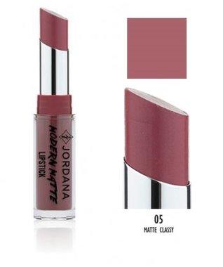 Jordana Modern Matte Lipstick - 05 Matte Classy