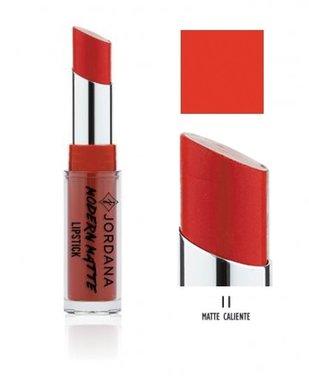 Jordana Modern Matte Lipstick - 11 Matte Caliente