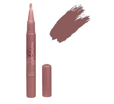 Jordana Lipshine Brush-On Gloss Lip Color - 04 Mochaccino