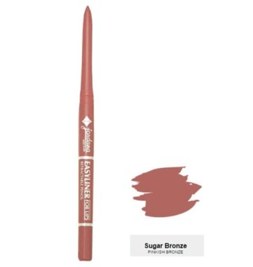 Jordana Easyliner For Lips Retractable Lipliner - EL 24 Sugar Bronze