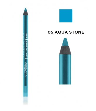 Jordana 12 Hr Made To Last Liquid Eyeliner Pencil - 05 Aqua Stone