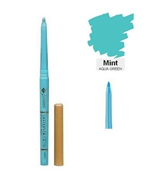 Jordana Easyliner For Eyes Retractable Eye Pencil - 19 Mint