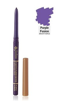 Jordana Easyliner For Eyes Retractable Eye Pencil - Purple Fusion