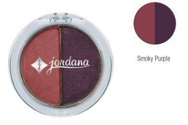 Jordana Color Effects Eyeshadow Powder Duo - 11 Smoky Purple
