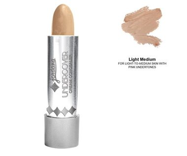 Jordana Undercover Creamy Concealer Stick - 02 Light Medium