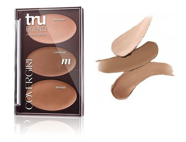 Covergirl Trublend Cream Contour Palette - Medium
