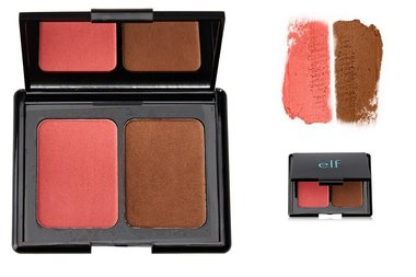 E.L.F. Aqua Beauty Blush & Bronzer - 57037 Bronzed Peach