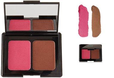 E.L.F. Aqua Beauty Blush & Bronzer - 57039 Bronzed Violet