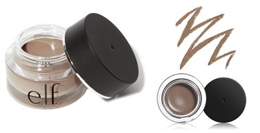 E.L.F. Lock On liner And Brow Cream - 81942 Light Brown