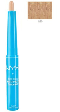 NYX Incredible Waterproof Concealer Stick - CS06 Glow