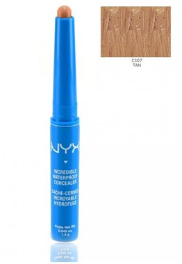 NYX Incredible Waterproof Concealer Stick - CS07 Tan