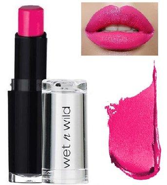Wet 'n Wild MegaLast Lip Color - 966 Don't Blink Pink