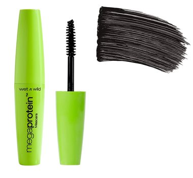 Wet 'n Wild Mega Protein Mascara - C137 Very Black