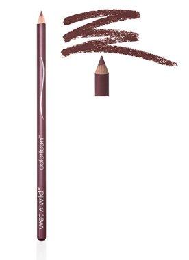 Wet 'n Wild Color Icon Smooth Creamy Formula Lipliner Pencil - 666 Brandy Wine