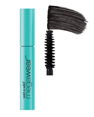 Wet 'n Wild Mega Wear Enhance And Define Mascara - C136 Very Black