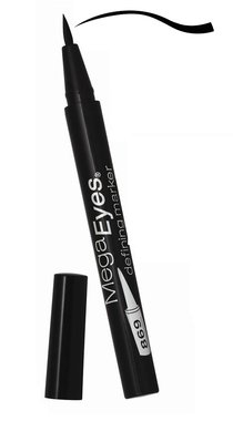Wet 'n Wild Mega Eyes Defining Marker - 869 Blackest Black