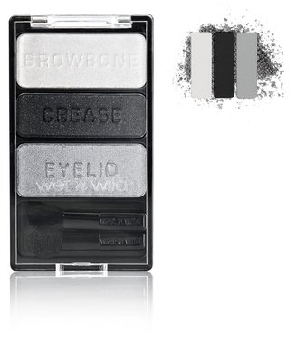 Wet 'n Wild Colour Icon Eyeshadow Trio - E385B Don't Steal My Thunder