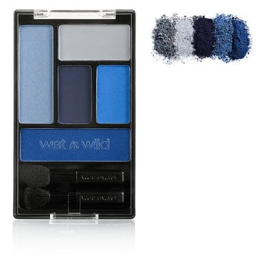 Wet 'n Wild Color Icon Eyeshadow Palette - E3941 I'm His Breezey