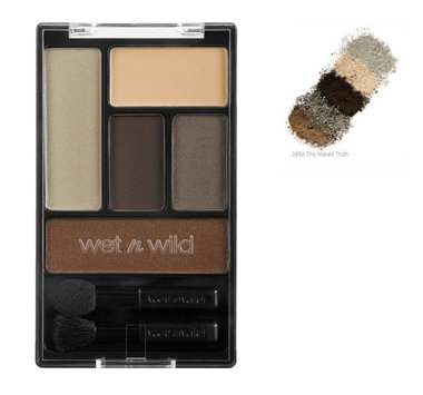 Wet 'n Wild Color Icon Eyeshadow Palette - 395A The Naked Truth