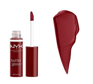 NYX Butter Gloss Lipgloss - BLG 27 Red Wine Truffle
