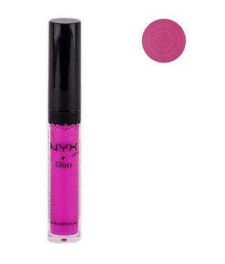 NYX Girls Round Lip Gloss - RLG 08 Doll Pink