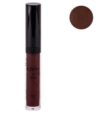 NYX Girls Round Lip Gloss - RLG 27 Vamp Red