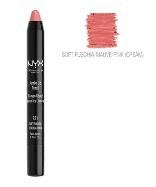 NYX Jumbo Lip Pencil - JLP 721 Soft Fushia
